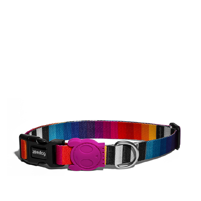 Zee.Dog Prisma Dog Collar - Collars, Dogs, Zee.Dog - Shop Vanillapup - Online Pet Shop