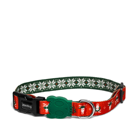 Zee.Dog Rudolph Dog Collar - Christmas, Collars, Dogs, Zee.Dog - Shop Vanillapup
