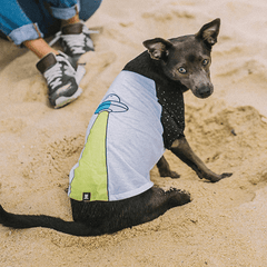 Zee.Dog Area 51 Dog T-shirt - Vanillapup Online Pet Shop
