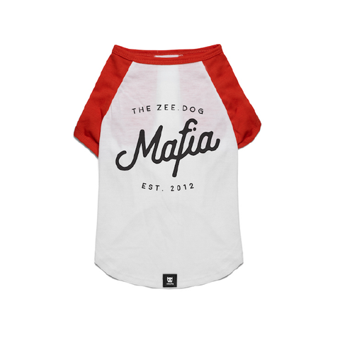 Zee.Dog Mafia Dog T-shirt - Apparel, Dogs, Zee.Dog - Shop Vanillapup