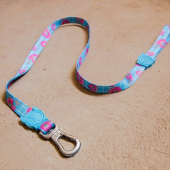 Zee.Dog Homer Leash on Floor