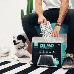 Zee.Pad, Zee.Dog Pee Pads - Dogs, Home, Puppy, Zee.Dog - Shop Vanillapup