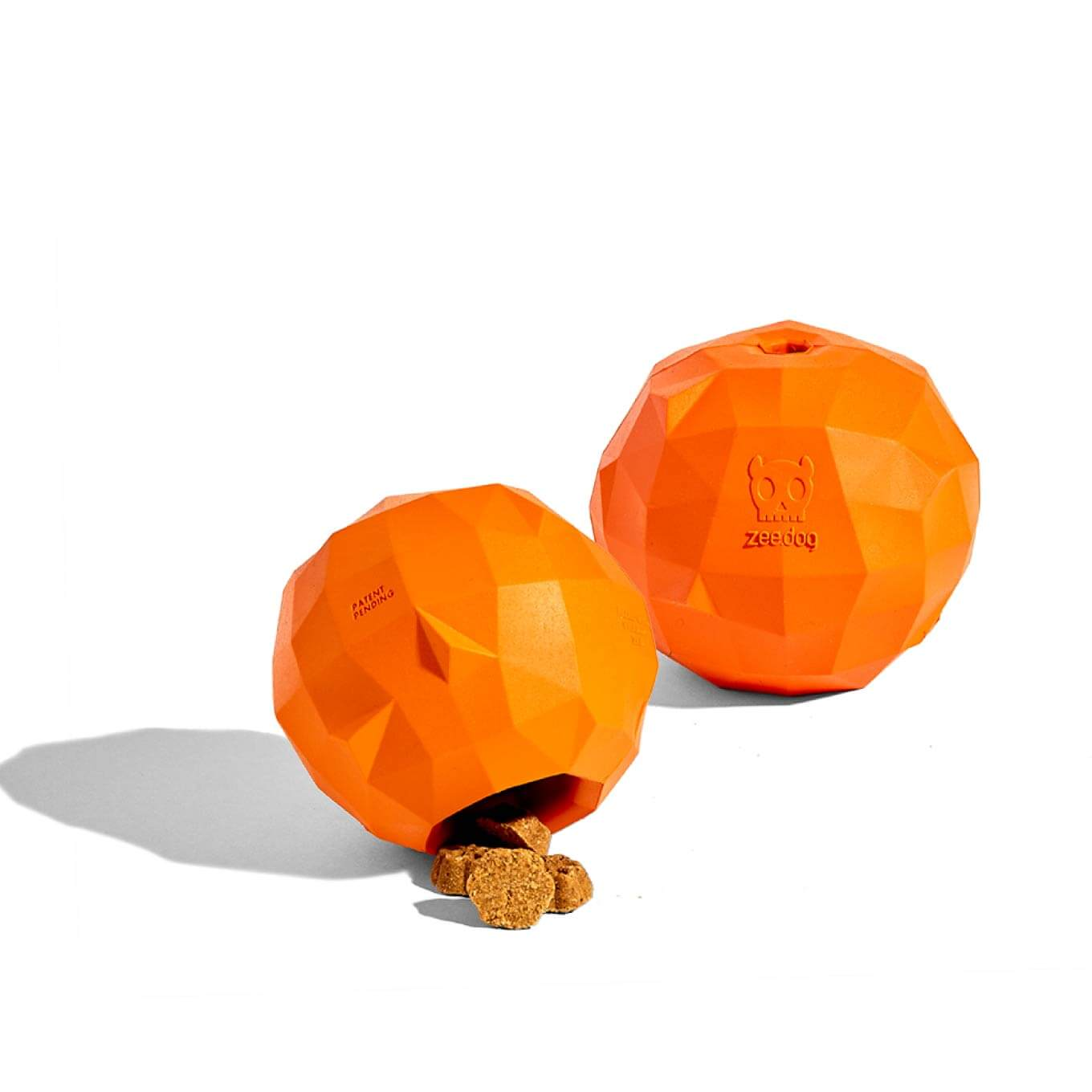 Zee.Dog Super Orange Dog Toy