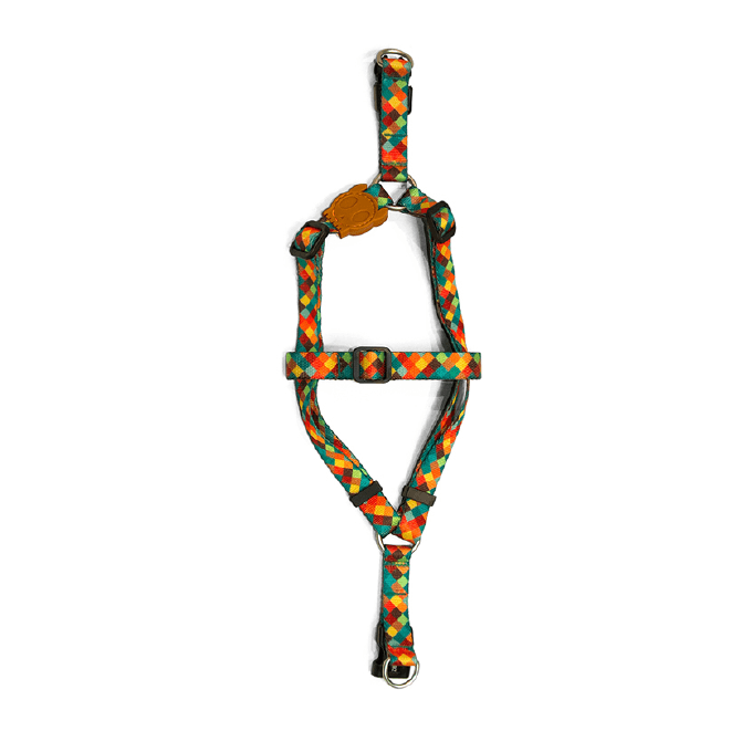 Zee.Dog Mr. Fox Step-in Dog Harness