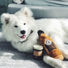 ZippyPaws Happy Hour Crusherz Whiskey - Vanillapup Online Pet Shop