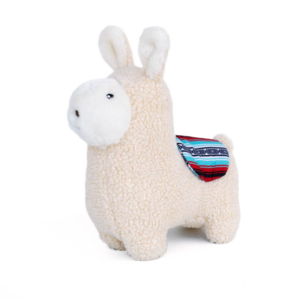 ZippyPaws Liam the Llama Toy - Shop Vanillapup Online Pet Shop