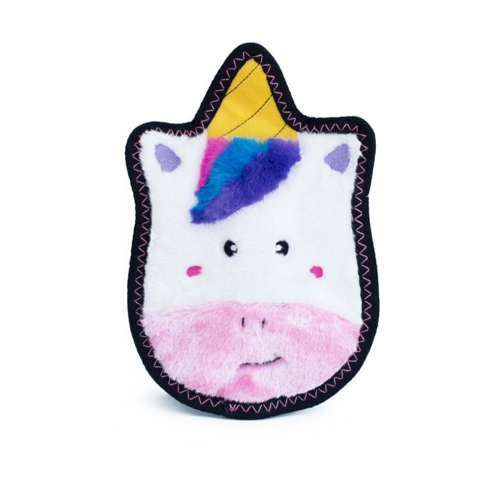 ZippyPaws Z-Stitch® Sprinkles the Unicorn - Vanillapup Online Pet Store