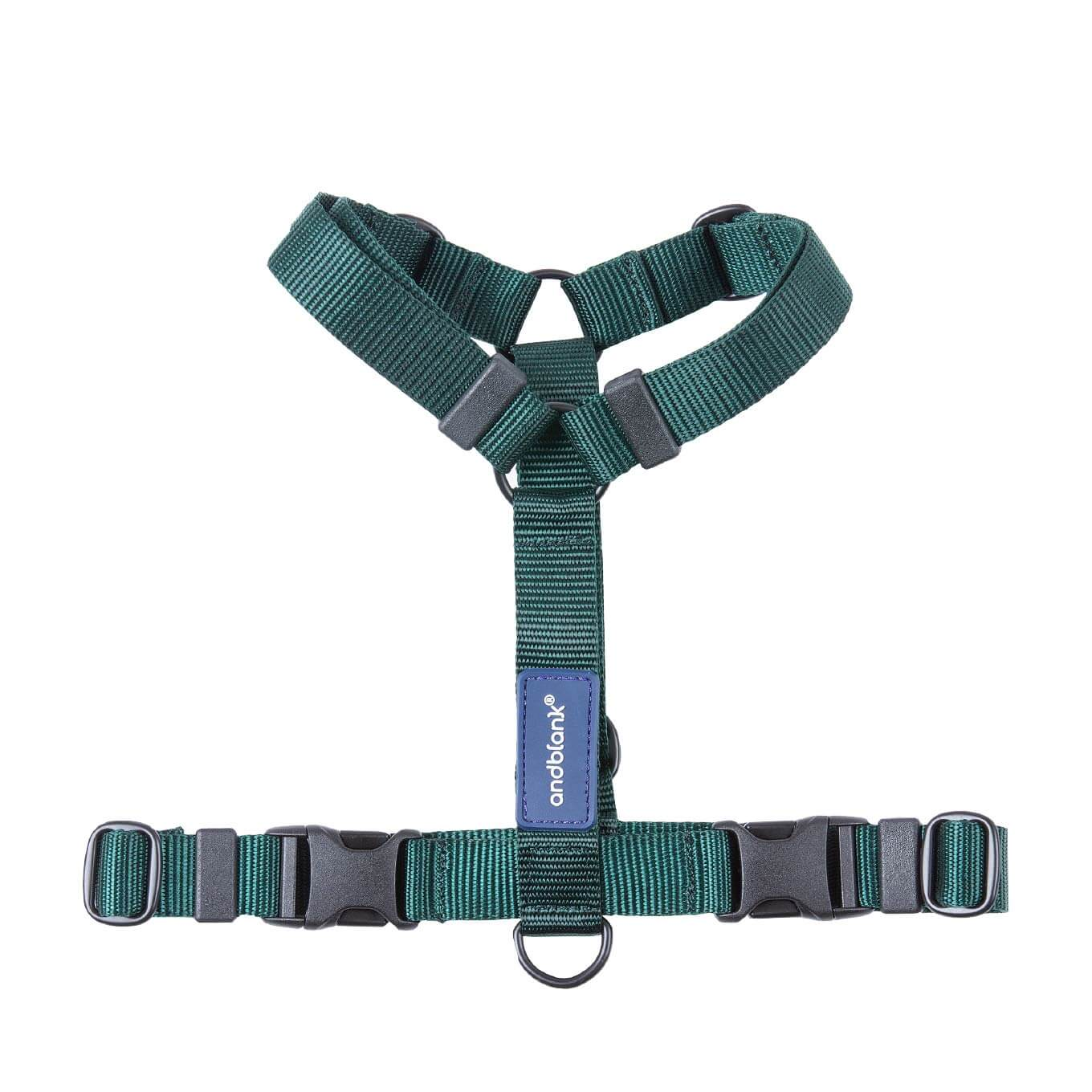 andblank® H Harness | Green - Vanillapup Online Pet Store