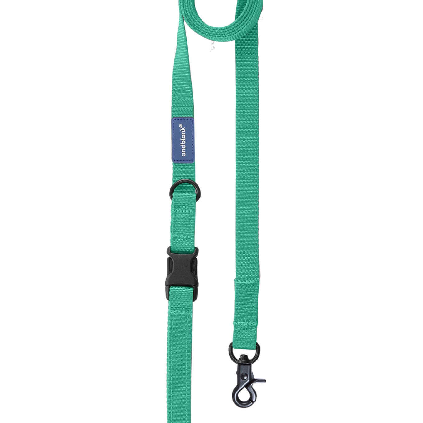 andblank® Leash | Mint - Vanillapup Online Pet Store
