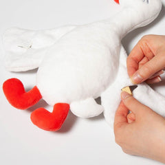 andblank® Flying Duck Nose Work Toy