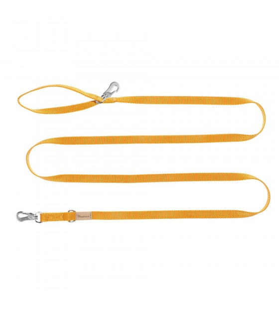 Haqihana Orange Leash - Shop Vanillapup Online Pet Shop