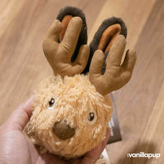 PLAY Willow's Mythical Jackalope Plush Toy - Vanillapup Online Pet Store