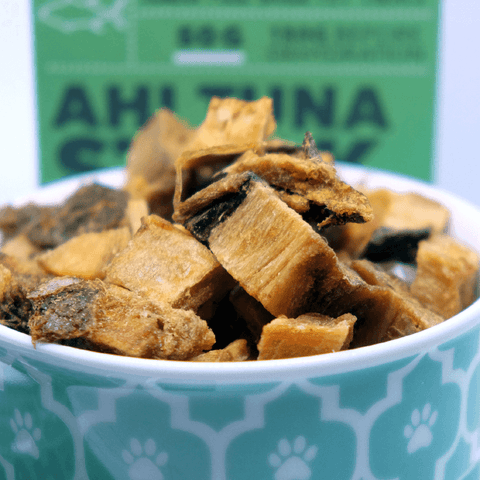 Loyalty Pet Treats Ahi Tuna Treats