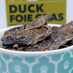Loyalty Pet Treats Duck Foie Gras Treats (50g) - Vanillapup Online Pet Store