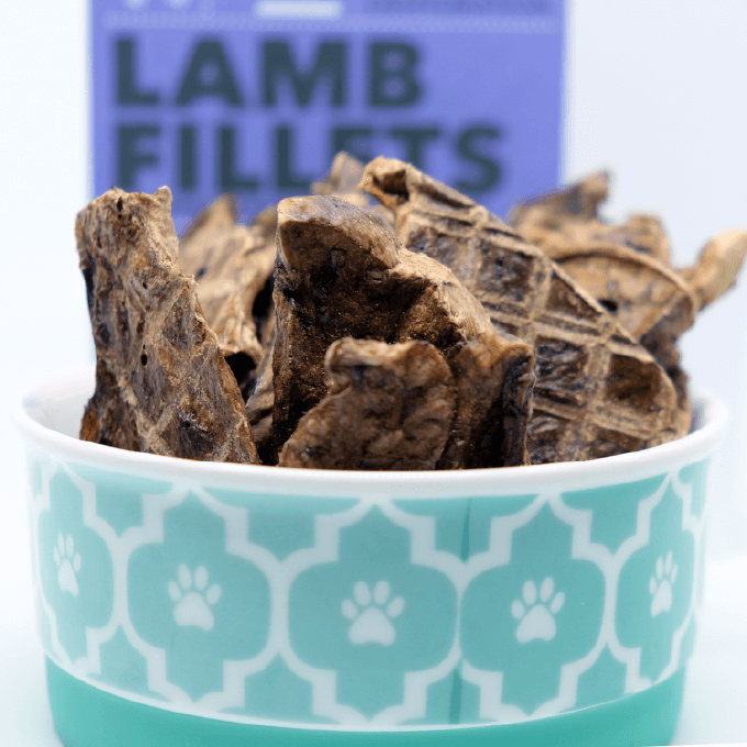 Loyalty Pet Treats Lamb Fillet Treats (40g) - Cats, Dogs, Loyalty Pet Treats, Puppy, Treats - Shop Vanillapup - Online Pet Shop