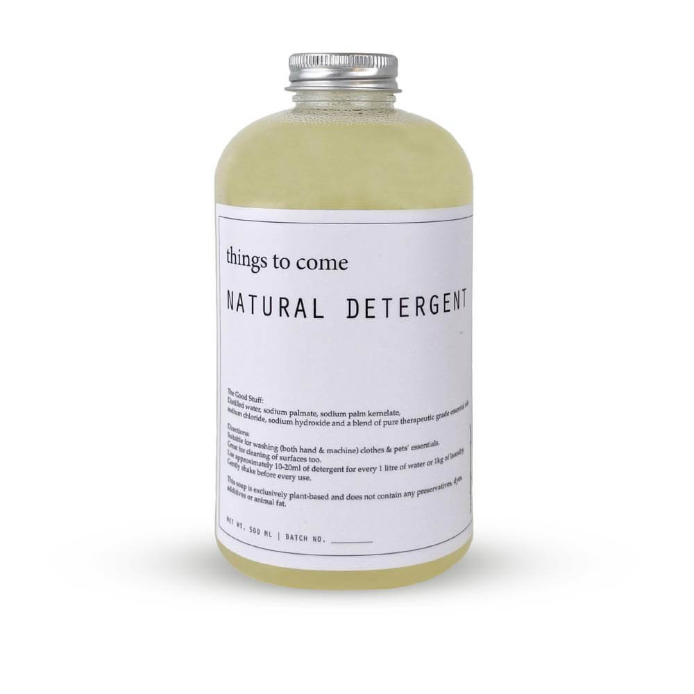 things to come Natural Detergent - Dogs, Home, Latte, Skin, things to come - Vanillapup - Online Pet Shop