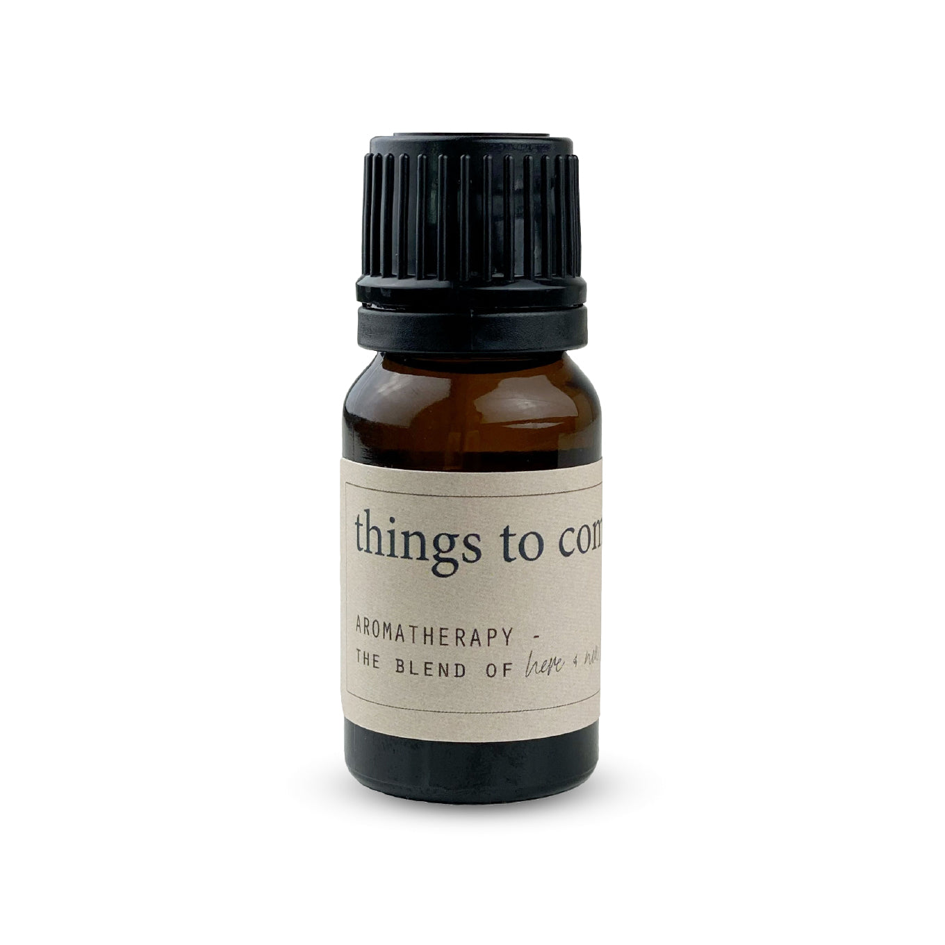 things to come Essential Oil Blend - Here & Now - Vanillapup Online Pet Shop
