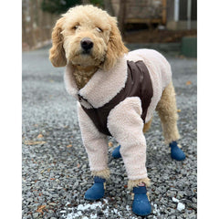 Wagwear WagWellies™ Dog Boots | Navy - Apparel, Dogs, Wagwear - Vanillapup - Online Pet Shop