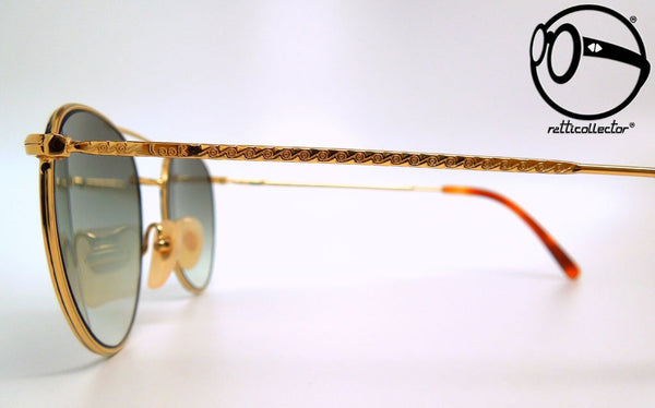 look thor 619 col 058 patent n 364806 grn 80s Unworn vintage unique shades, aviable in our shop