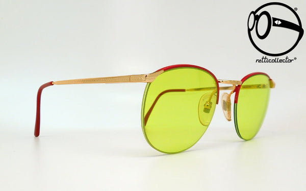 papillon pantos laque red 70s Original vintage frame for man and woman, aviable in our store