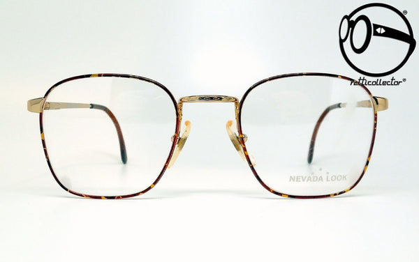 nevada look mod dok col 27 80s Vintage eyeglasses no retro frames glasses