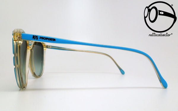 proposta mod 102 blt 80s Original vintage frame for man and woman, aviable in our store