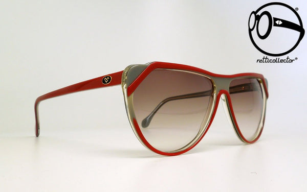 mario valentino 13 515 brw 80s Unworn vintage unique shades, aviable in our shop