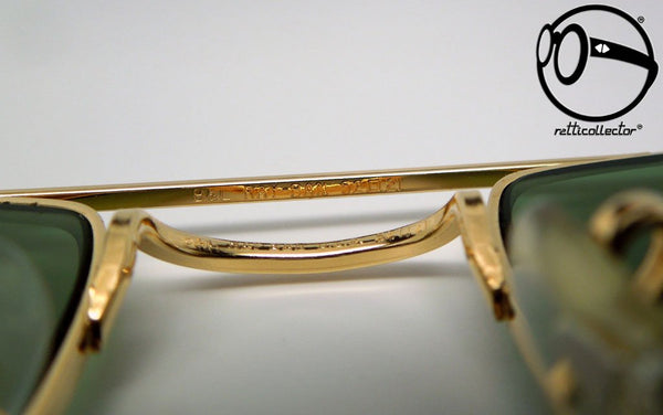 ray ban b l fashion metal style 4 arista w0996 80s Original vintage frame for man and woman, aviable in our store