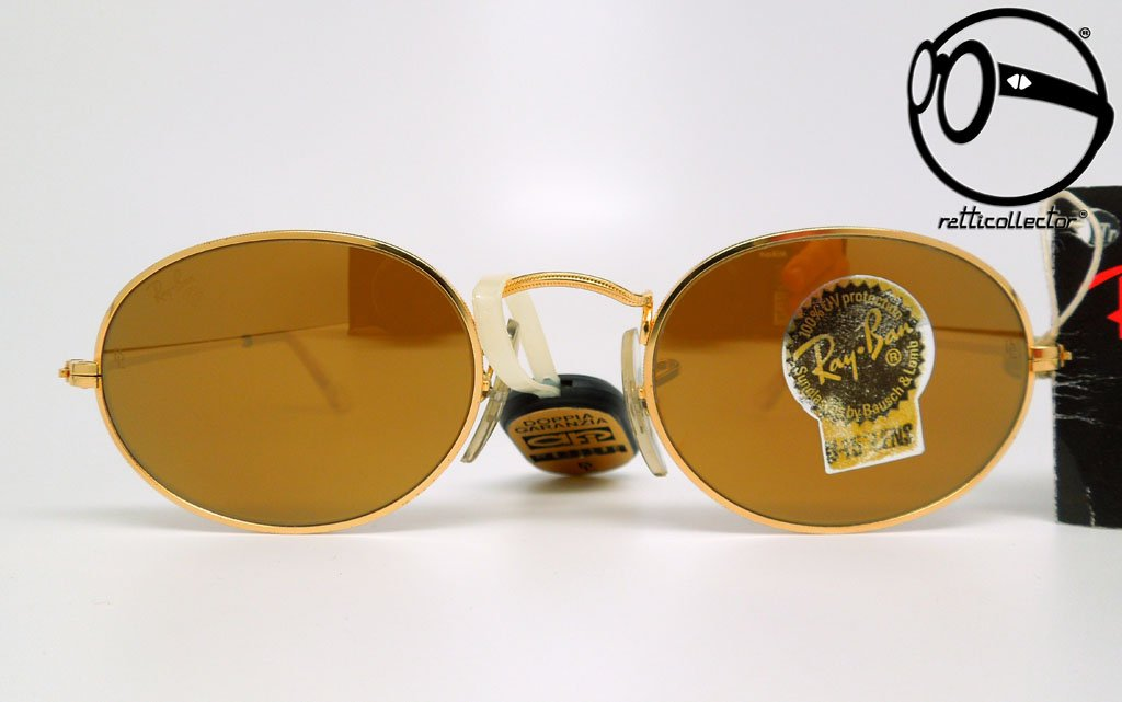 22ee39113d8 ray ban b l classic collection style 1 w1909 wxas diamond 24kt 90s Vintage  sunglasses no retro