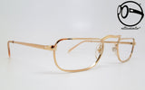 bartoli studio mod 158 gold plated 14 kt 60s Original vintage frame for man and woman, aviable in our store