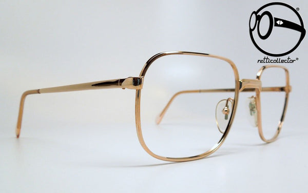 bartoli primus cb mod 129 gold plated 22kt 60s Unworn vintage unique shades, aviable in our shop