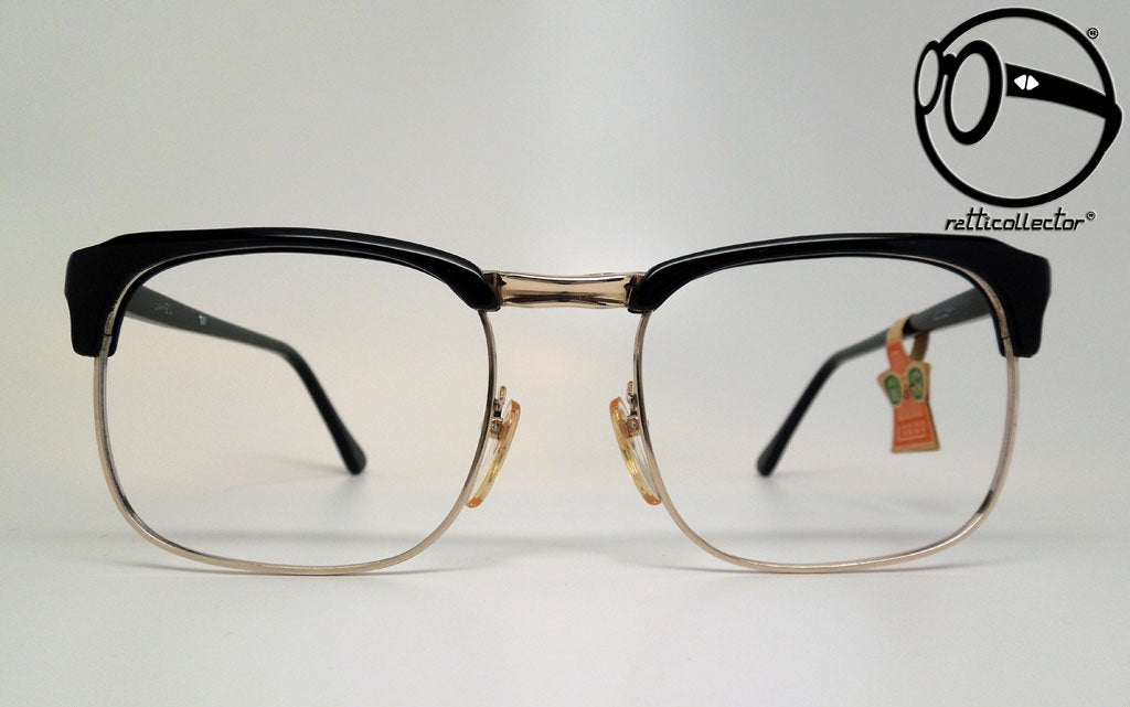 f21a879fb5 lozzo debon 97 gold filled 14kt 22 50s Vintage eyeglasses no retro frames  glasses