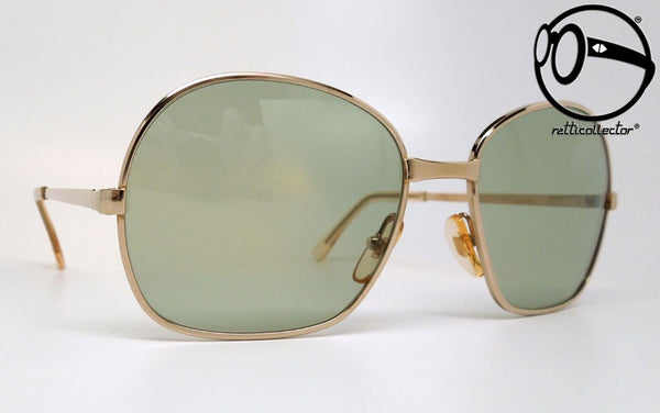 bartoli 427 gold plated 14kt grn 60s Original vintage frame for man and woman, aviable in our store