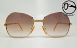 bartoli 427 gold plated 14kt brw 60s Vintage sunglasses no retro frames glasses