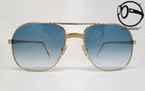 bartoli mod 141 gold plated 22kt 60s Vintage sunglasses no retro frames glasses