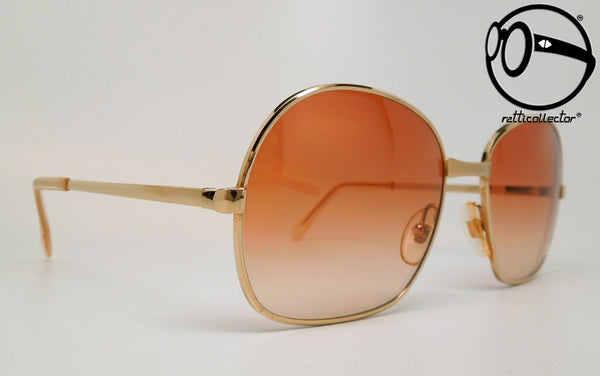 bartoli 427 gold plated 14kt snn 60s Original vintage frame for man and woman, aviable in our store