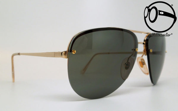 bartoli meridien mod 169 gold plated 14kt 58 60s Original vintage frame for man and woman, aviable in our store
