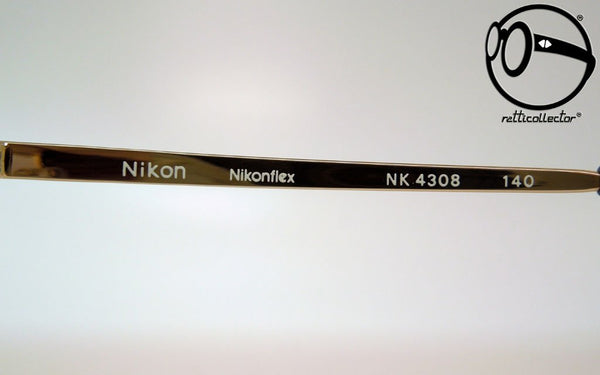 nikon nikonflex nk4308 16 0001 80s Original vintage frame for man and woman, aviable in our store