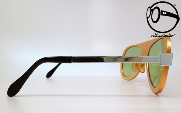 pierre cardin aluminium prototype a grn 60s Unworn vintage unique shades, aviable in our shop