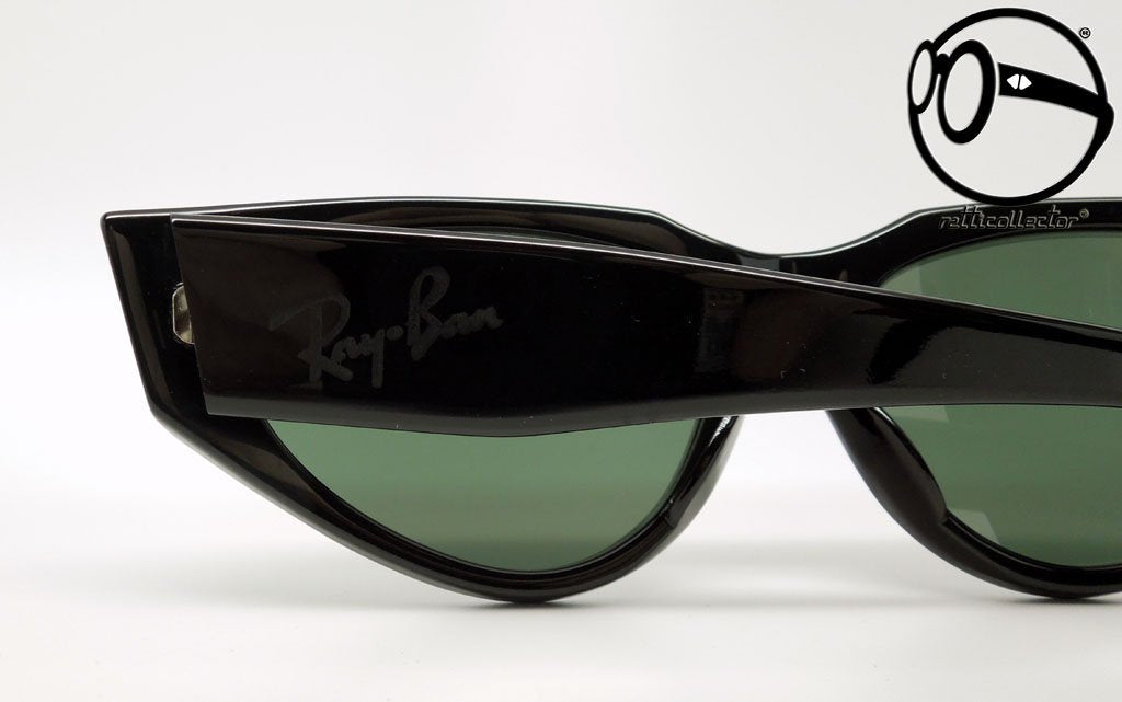 Vintage Sunglasses Ray Ban Bl Onyx Wo 803 Style 4 90s