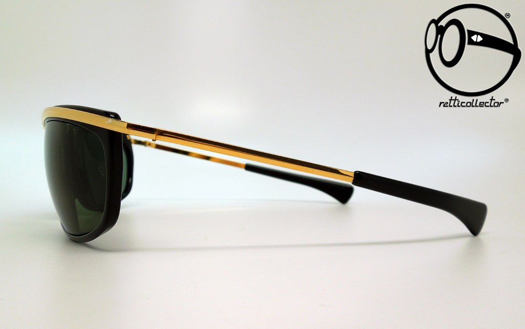 d8a21b6d44 ray ban b l olympian i l1000 4 3 4 80s Original vintage frame for man and