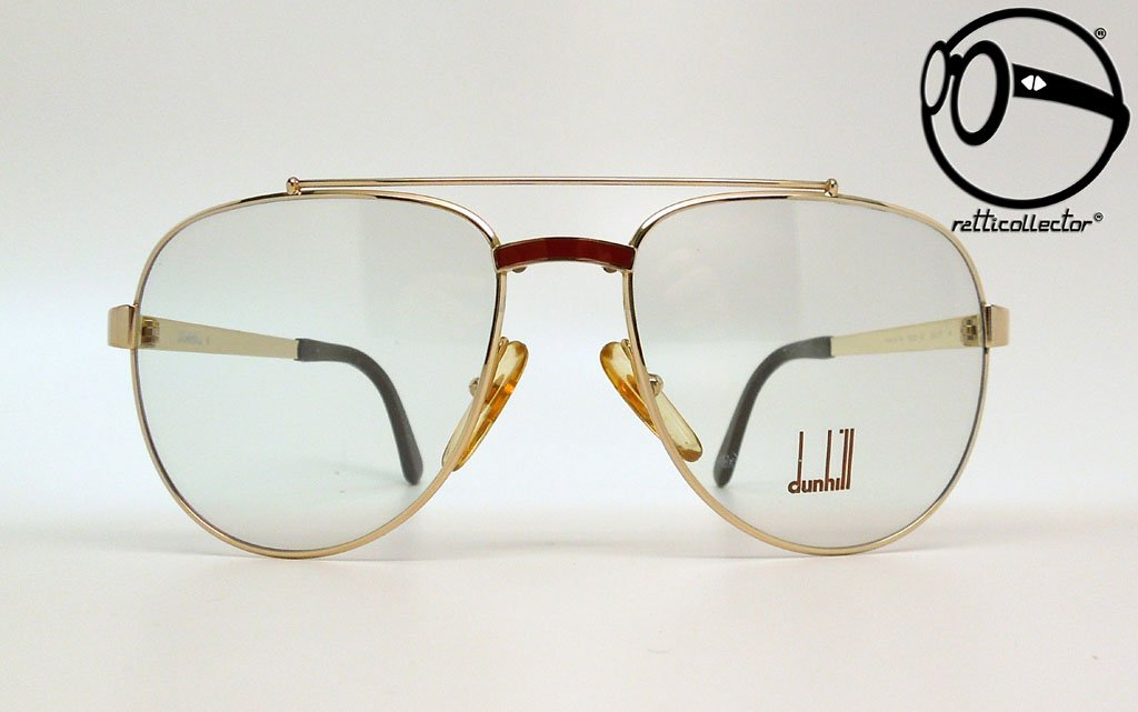 488a685fa8e3 VINTAGE EYEGLASSES DUNHILL 6029 43 80s - ORIGINAL AND UNWORN GLASSES ...