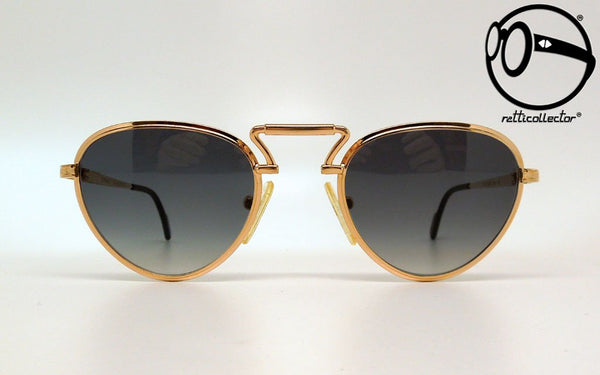 tiffany t 19 col 4 23k gold plated 80s Vintage sunglasses no retro frames glasses