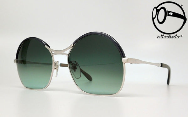martin creation 217 black green 70s Vintage eyewear design: sonnenbrille für Damen und Herren