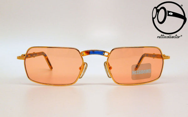 missoni by safilo m 393 s ql6 ppc 80s Vintage sunglasses no retro frames glasses