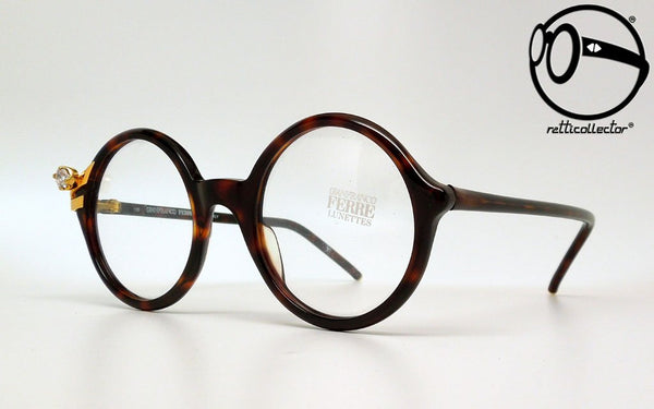 gianfranco ferre gff 37 086 80s Original vintage frame for man and woman, aviable in our store