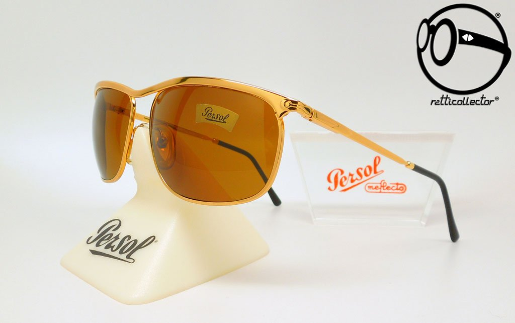 ae3b1b986e31c persol ratti key west dr 80s Original vintage frame for man and woman