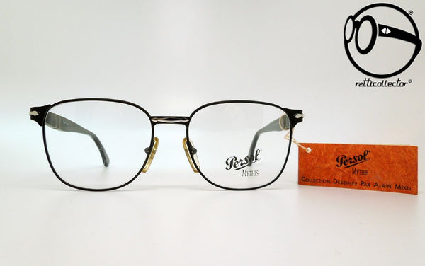 persol mythis by ratti par alain mikli elios mc meflecto 80s Vintage eyeglasses no retro frames glasses