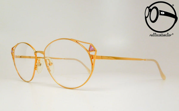 atelier 9032 col am gold plated 22kt 80s Vintage eyewear design: brillen für Damen und Herren, no retro
