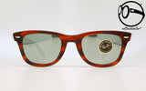 ray ban b l wayfarer g 31 80s Vintage sunglasses no retro frames glasses